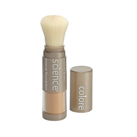 Loose Mineral Foundation Brush SPF 20, Colorescience - Labrís