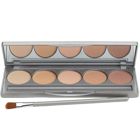 Mineral Corrector Palette - Light to Medium, Colorescience - Labrís