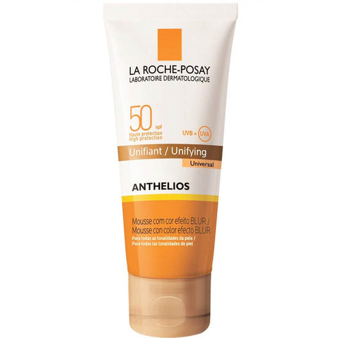 Anthelios SPF 50+ Unifying Mousse Efecto Blur, La Roche-Posay - Labrís