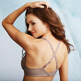 Body Caress Bra Underwire - Sheer Essentials Lingerie & Swim