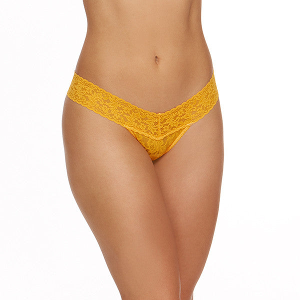 Hanky Panky Low - Yellow's
