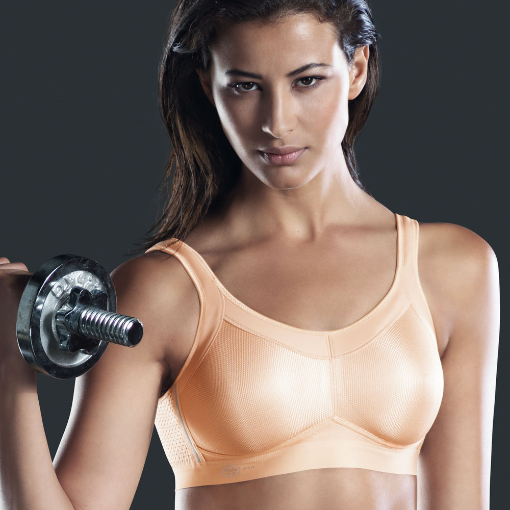 Momentum Sports Bra - Sheer Essentials Lingerie & Swim
