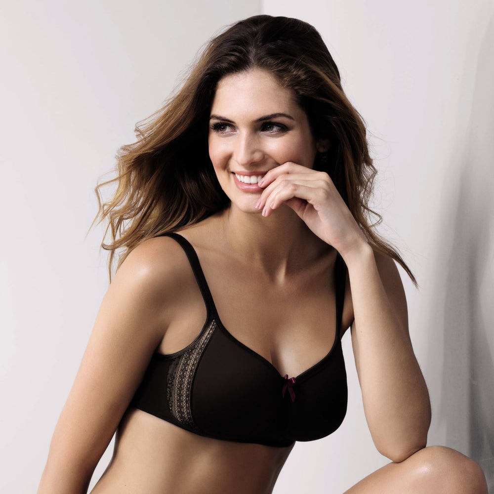 Fleur Wireless Contour Bra - Sheer Essentials Lingerie & Swim