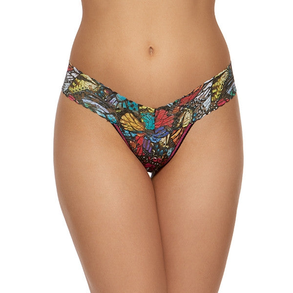 Hanky Panky Petite Thong - Sheer Essentials Lingerie & Swim