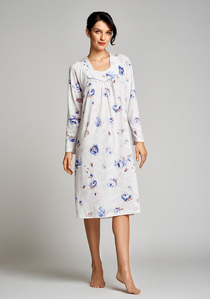 Cotton Jersy Gown