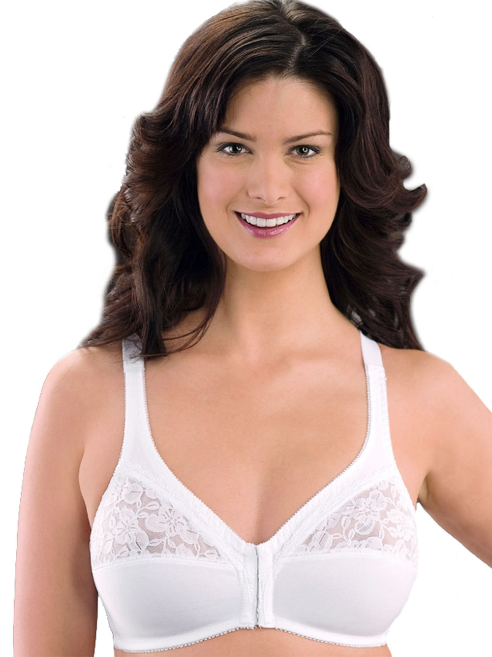 0a106bea73 Naturana Front Closure Bra – Sheer Essentials Lingerie   Swim