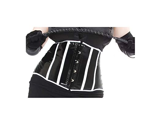 PVC Waist Cincher - Size Medium