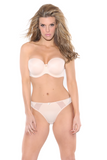 Felicia Strapless - Nude - Sheer Essentials Lingerie & Swim