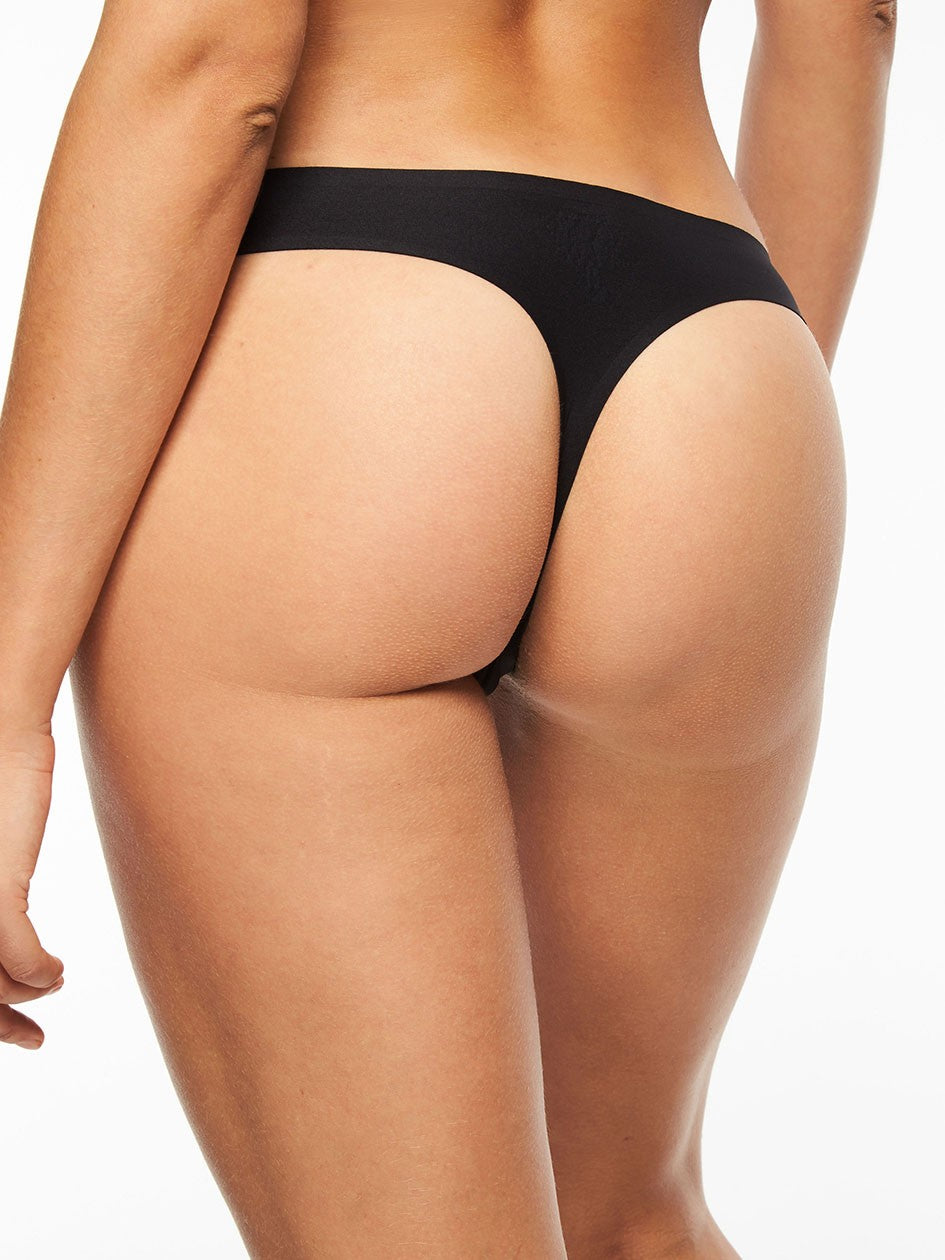 Soft Stretch Thong - Sheer Essentials Lingerie & Swim