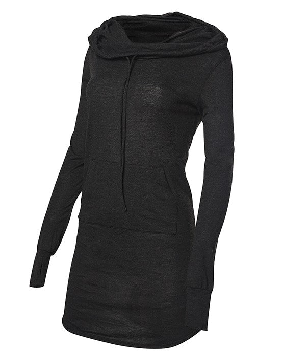 Zoe Hooded Dress - Sheer Essentials Lingerie & Swim