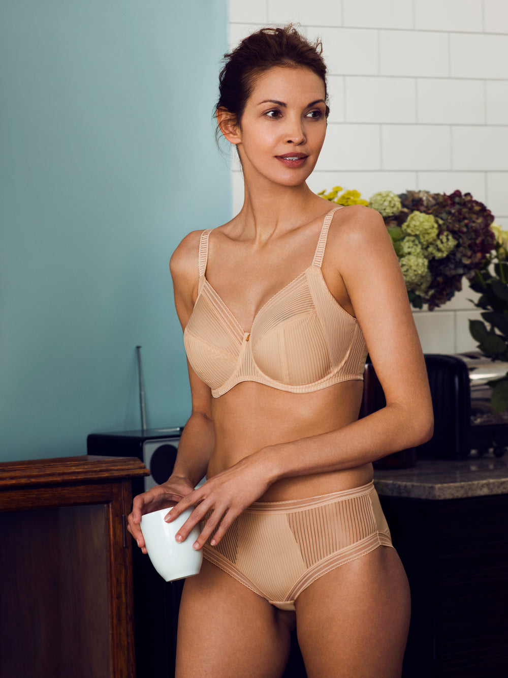 Fusion Side Support Bra - Sheer Essentials Lingerie & Swim