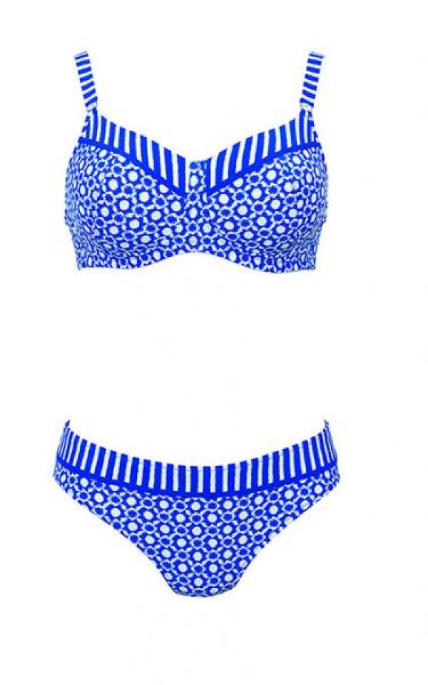 Jacuba Masectomy Bikini Set - Sheer Essentials Lingerie & Swim