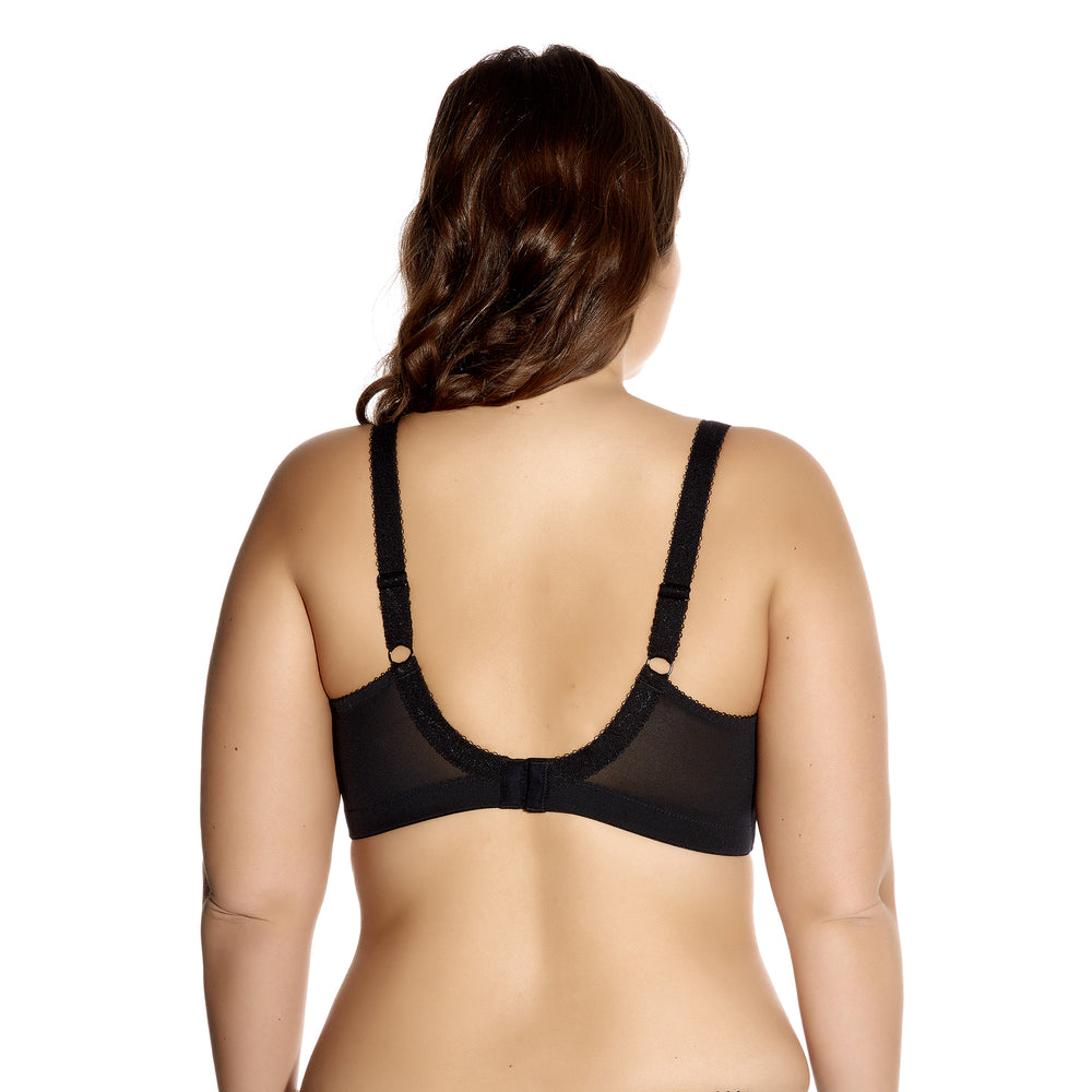 Keira Wire Free Bra - Black