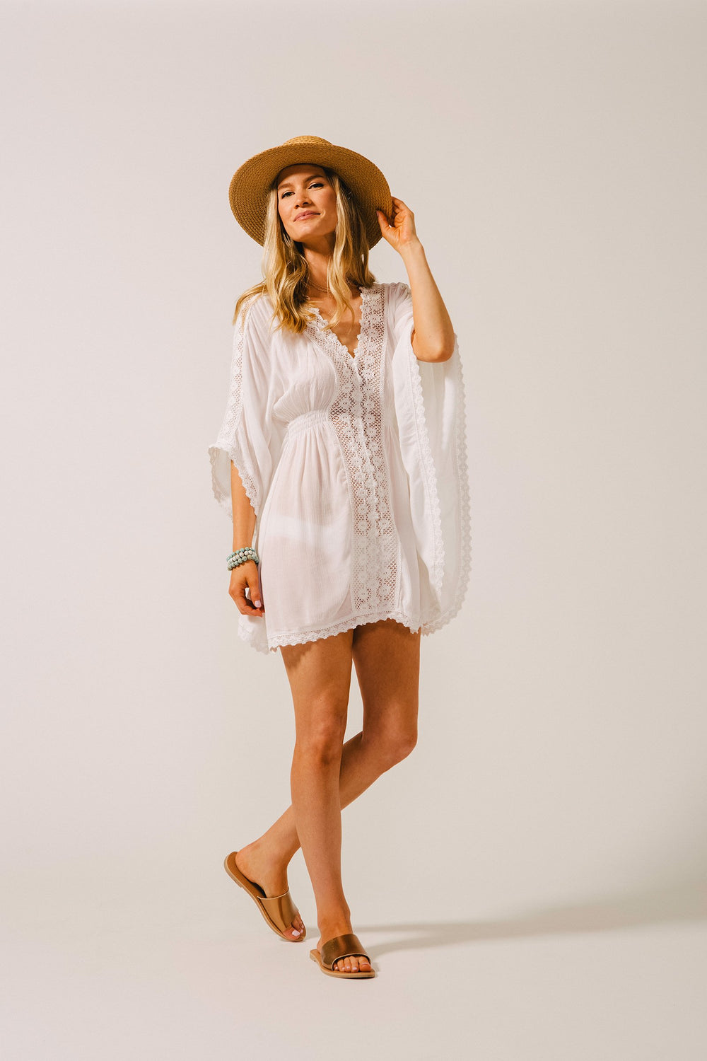 Miami Kaftan - Sheer Essentials Lingerie & Swim
