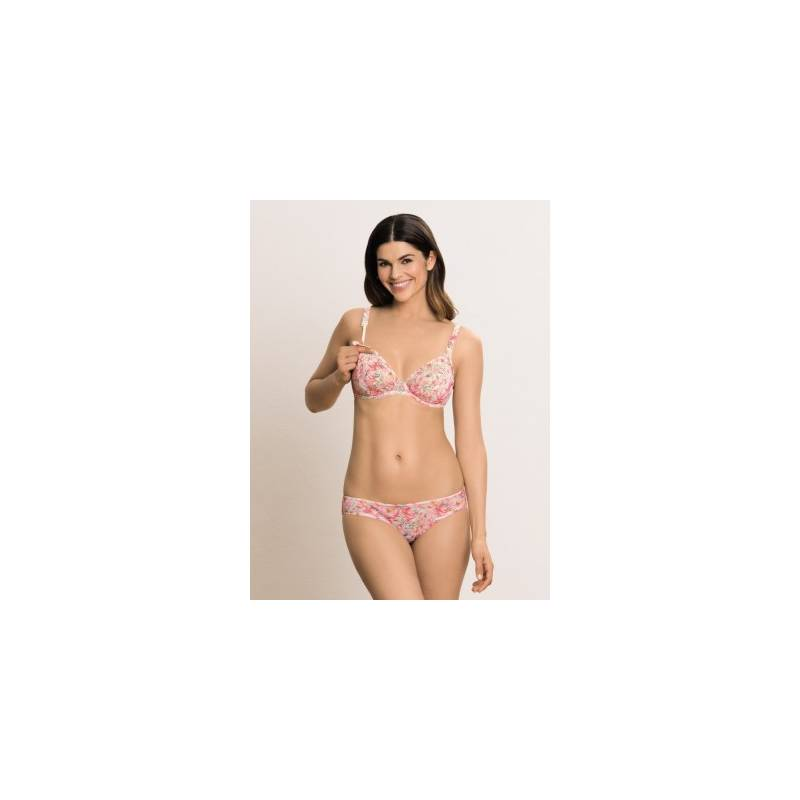 MISS ROSE - Underwire Nursing Bra - Sheer Essentials Lingerie & Swim
