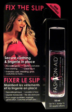 Fashion-Aid Roll On Body Adhesive - Sheer Essentials Lingerie & Swim