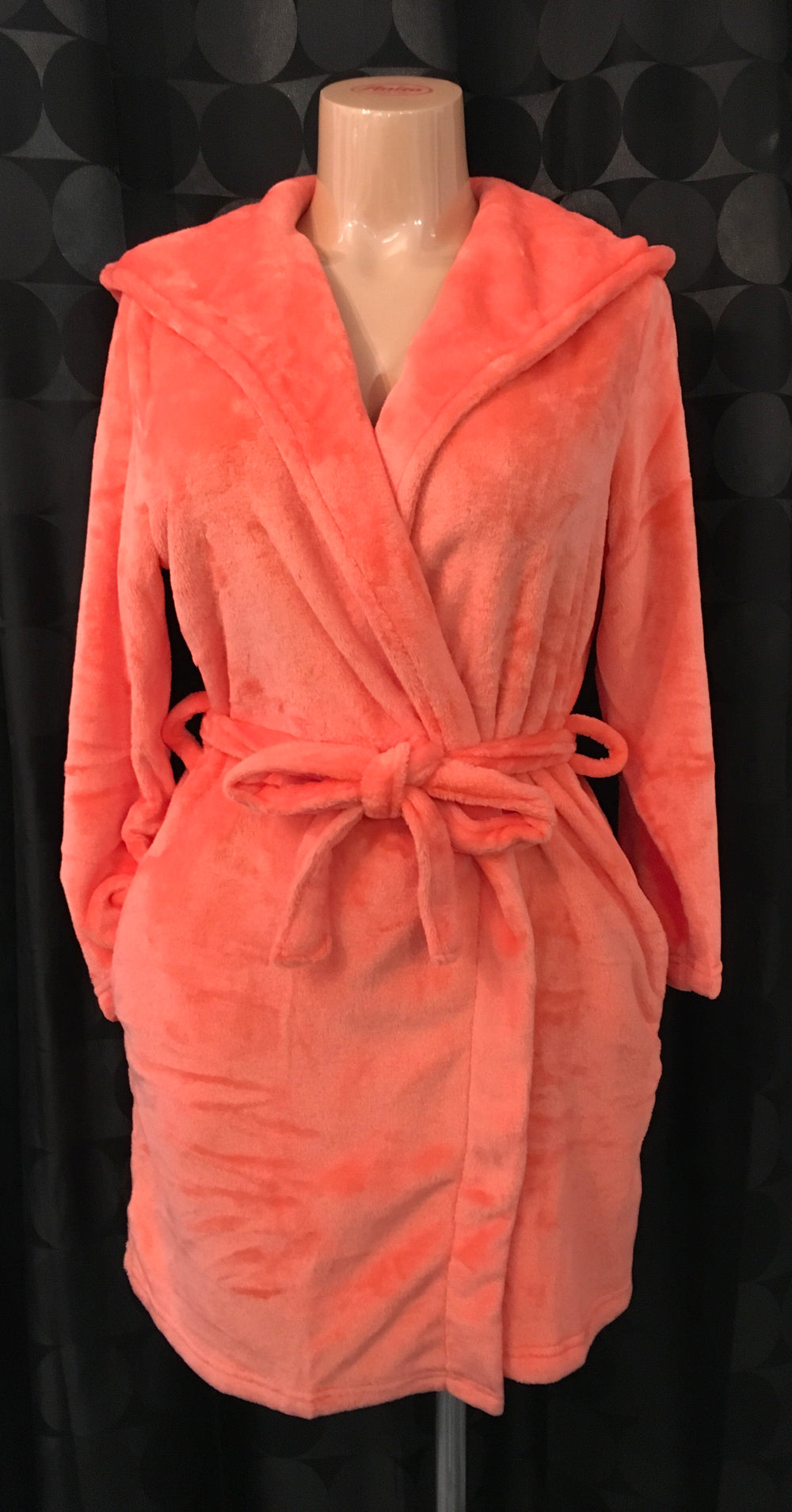 "Hooded 36"" Robe"