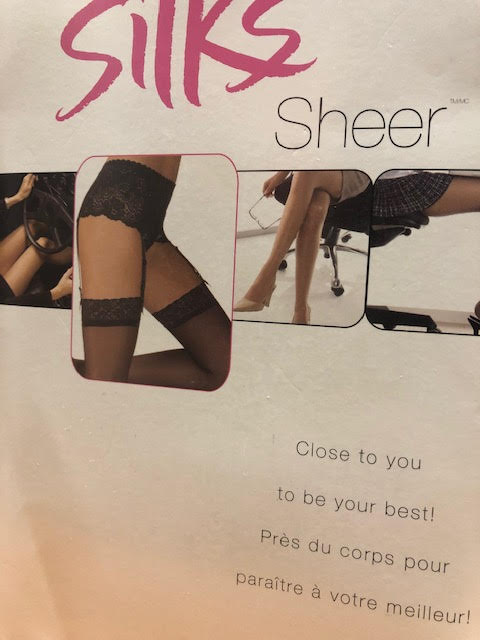 Silks- Lace Top Stockings