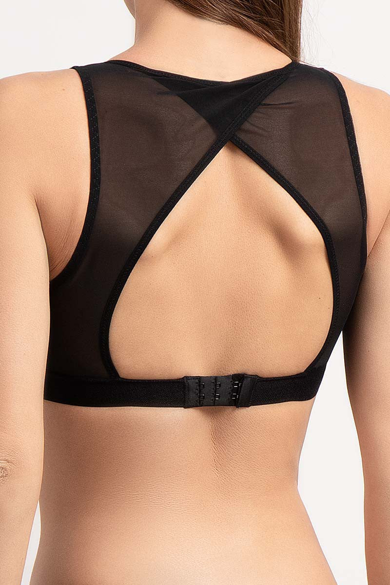 Ballerine Wire Free Bra - Sheer Essentials Lingerie & Swim