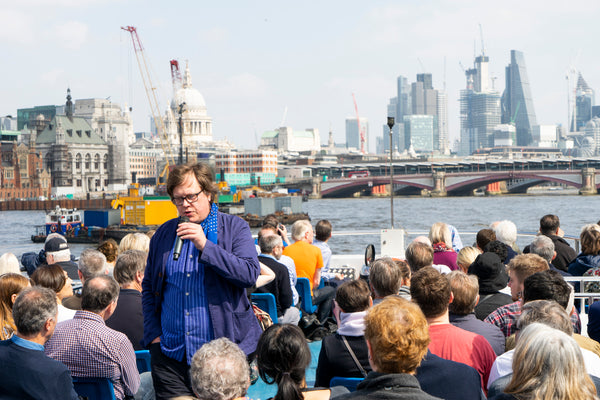 Architecture on the Thames Central with guest speaker from Simpson Haugh Architects - Saturday 28 September 2019 12 midday