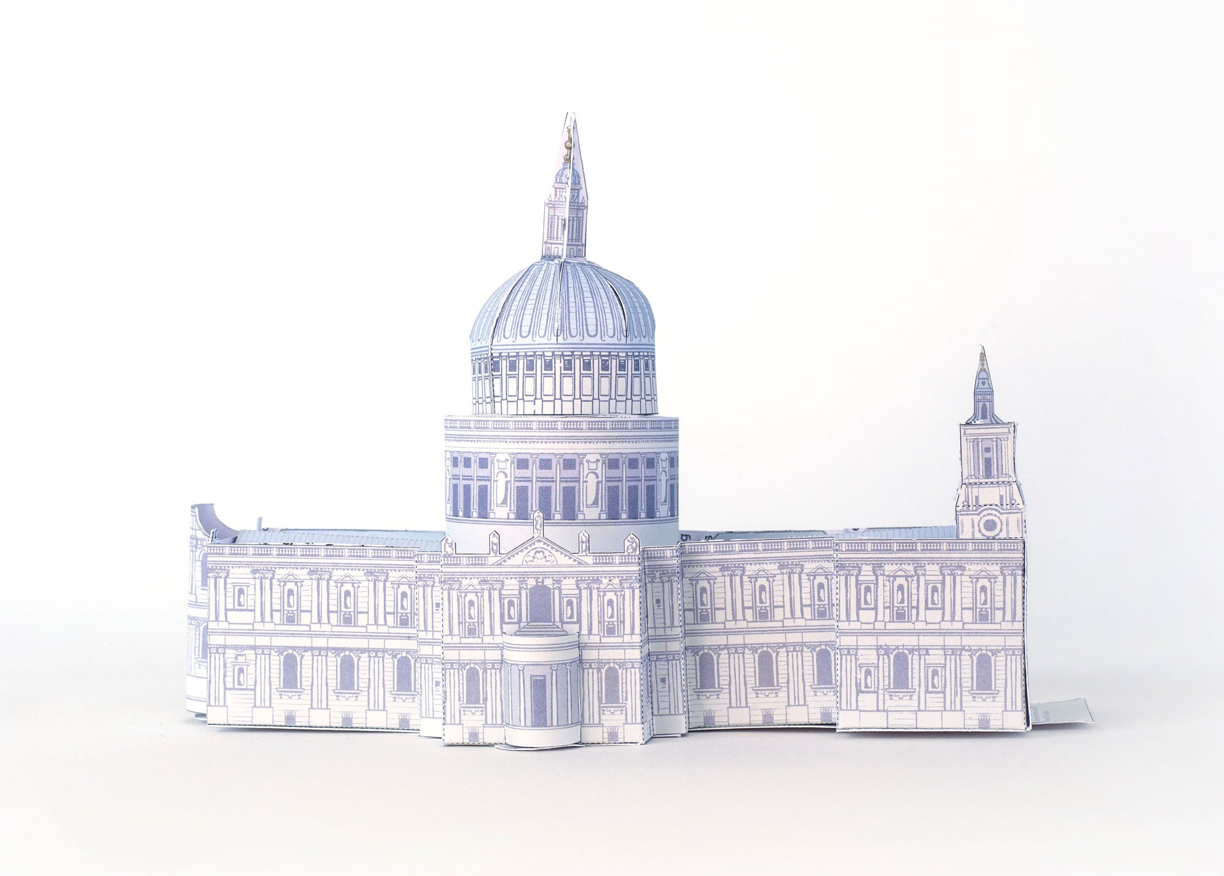 St Paul's Cathedral Model