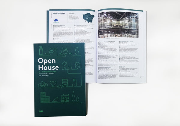 Open House London Guide 2019