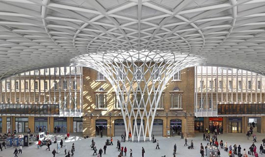 Walking Tour - King's Cross Renaissance 20 October 2018