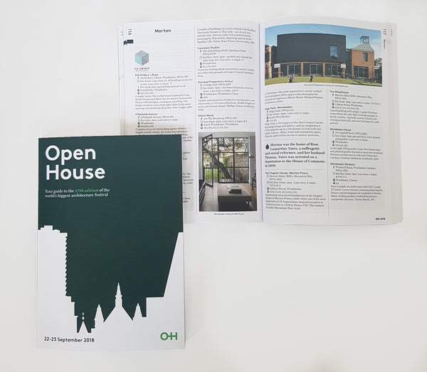 Open House London Guide 2018