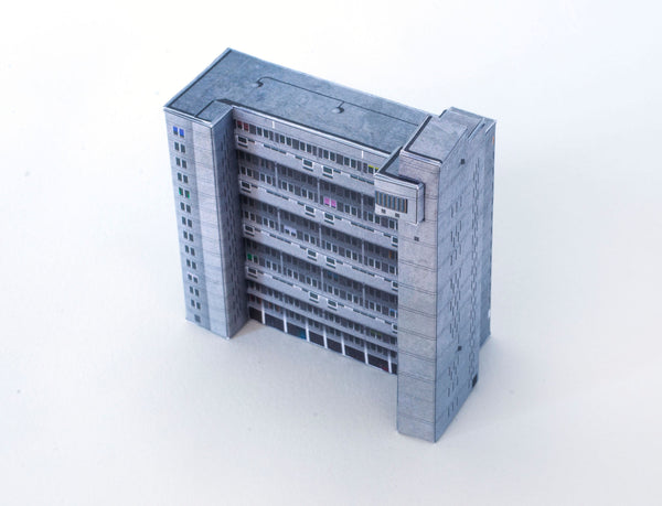 Glenkerry House Model