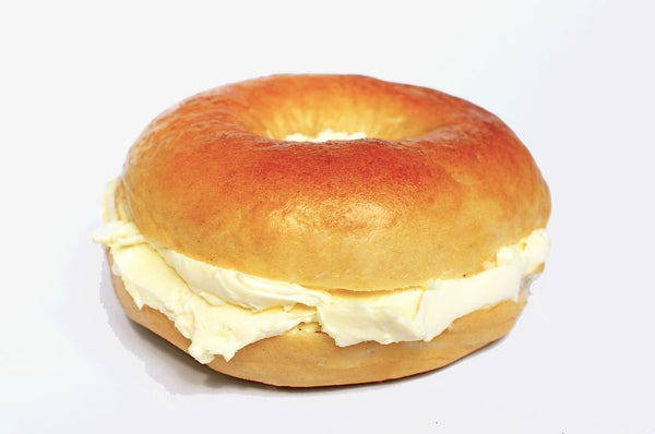 Architecture on the Thames Central Sat 8 Feb 2020 1.30pm - Pre-order cream cheese bagel