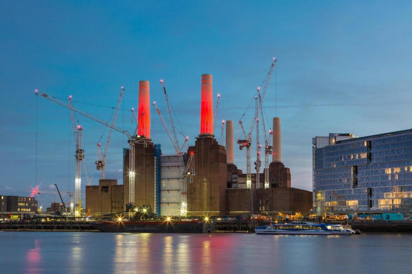 Walking Tour - Transforming Nine Elms & Battersea - Saturday 7 December 2019 11am