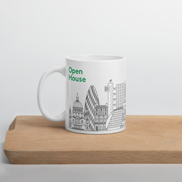 Open House Capriccio Mug (11oz)