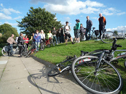 Architecture on your Bike - From Tower to Valley 10am Saturday 10 March 2018