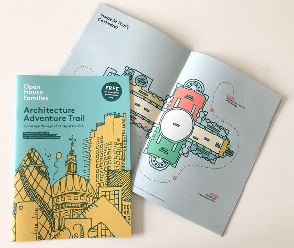 Architecture Adventure Trail