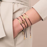 Love Friendship Bracelet - Gold