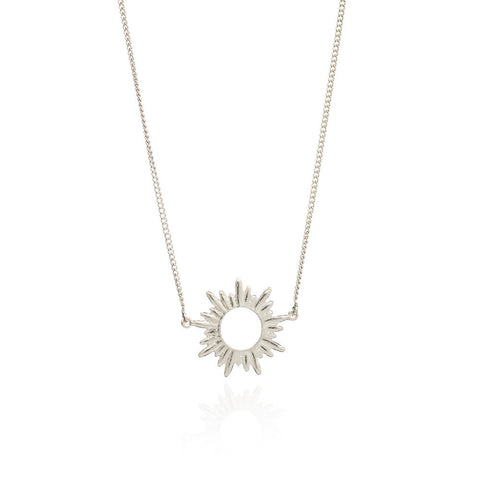 Sunrays Necklace Short