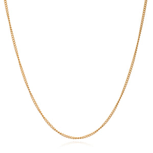 Mid-Length Chain - Gold