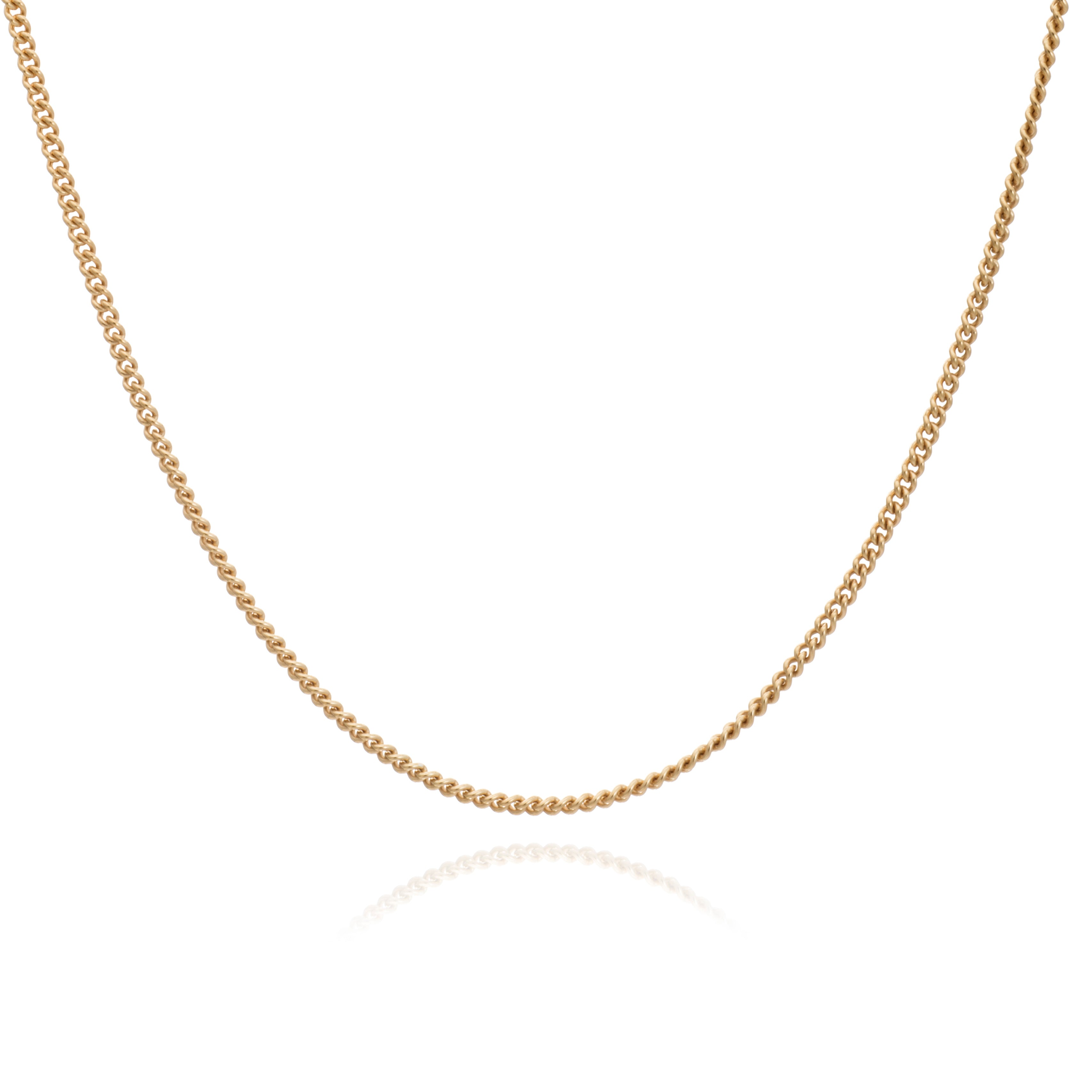 Mother of Daughters short chain necklace gold Rachel Jackson London
