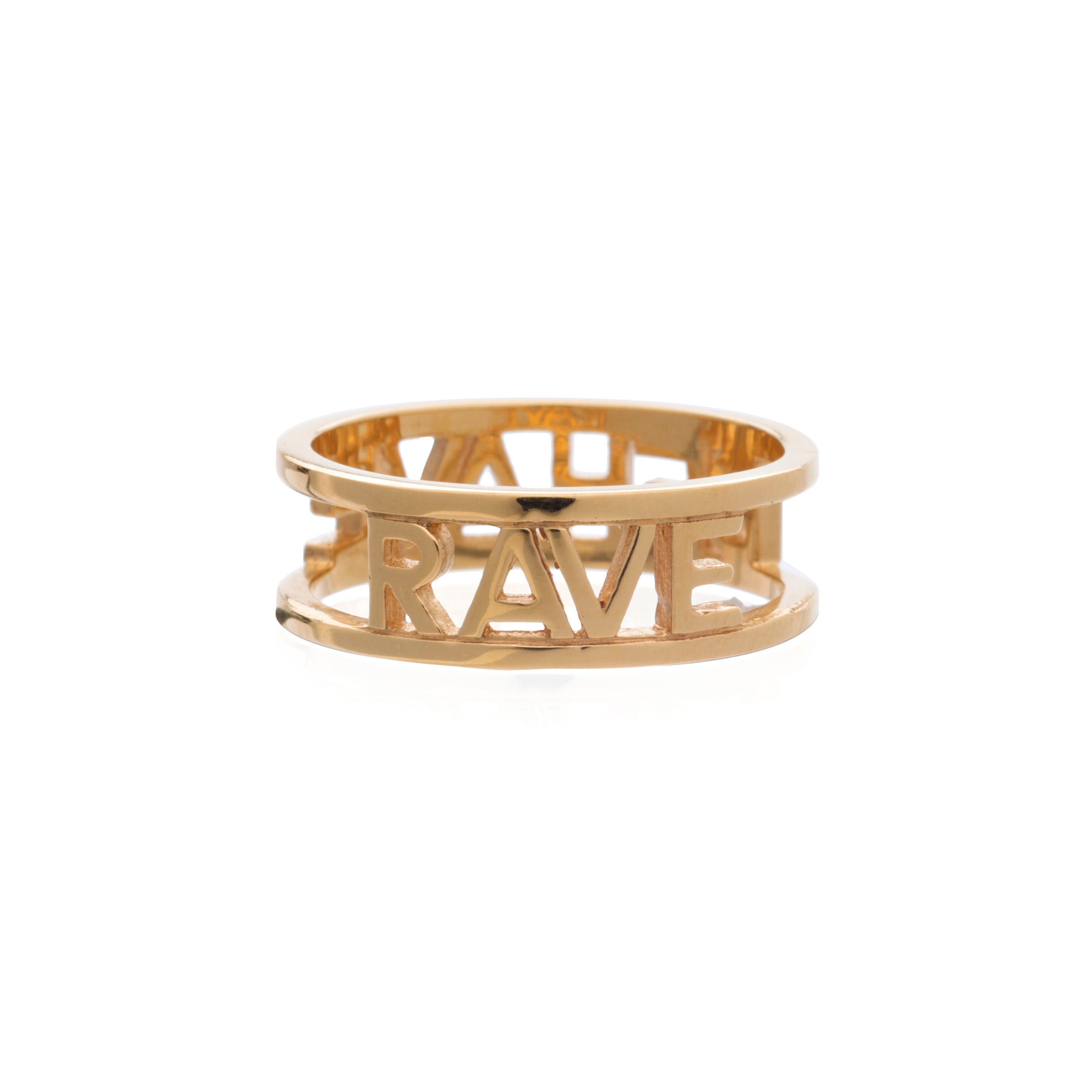 Rave Behave Ring
