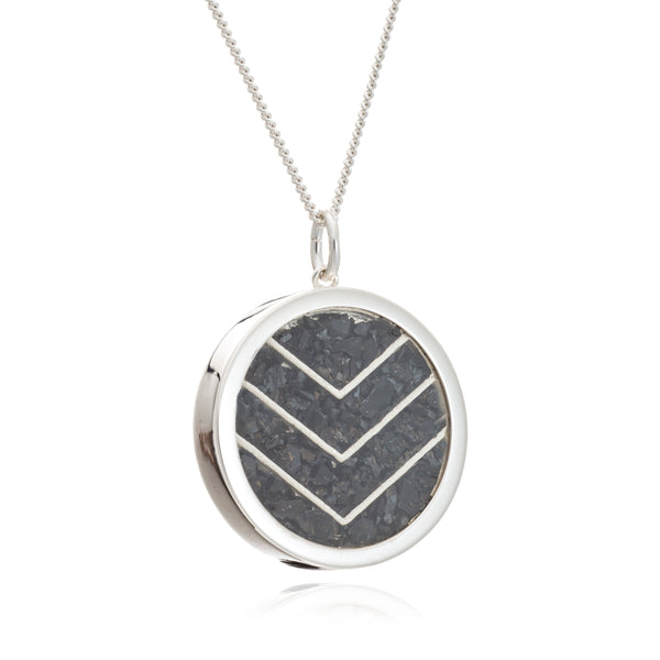Protection Chevron Amulet - Large