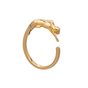 Panther Ring - Gold
