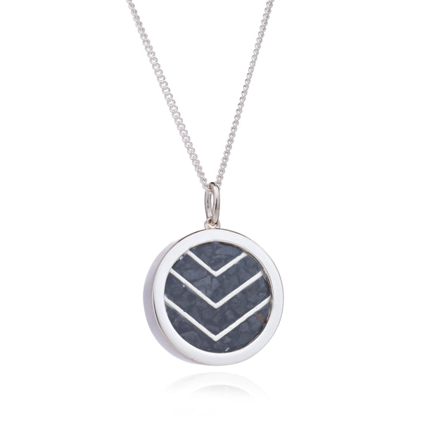 Protection Chevron Amulet - Small