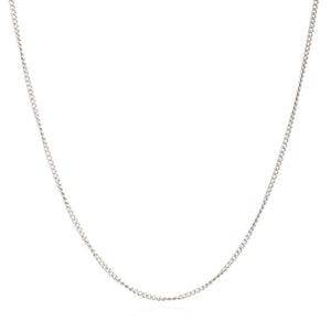 Mid-Length Chain - Silver