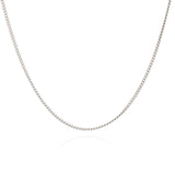 Mother of Daughters Chain short necklace  silver Rachel Jackson London