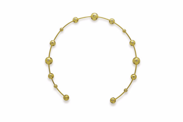 Kalila Necklace Gold