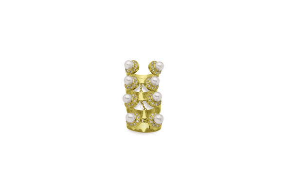 Khali Pearl Ring SOLD OUT