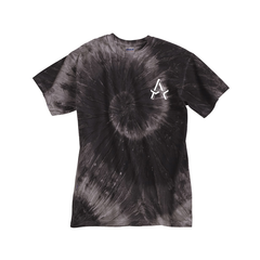 IN OUR WAKE TIE DYE T-SHIRT