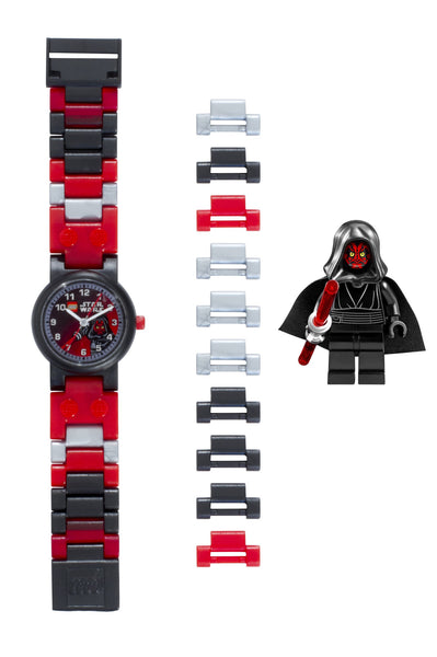 Lego Star Wars Darth Maul Watch 2015 New Packaging The Pse Group