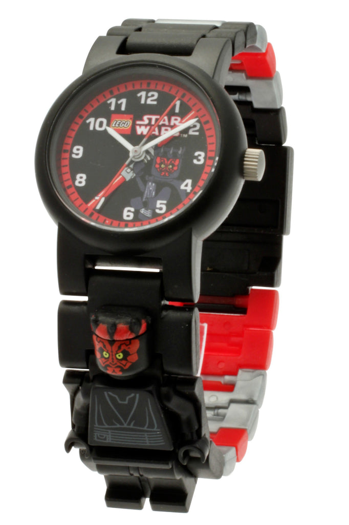 Lego Star Wars Darth Maul Horns Kids Minifigure Link Watch The Pse Group