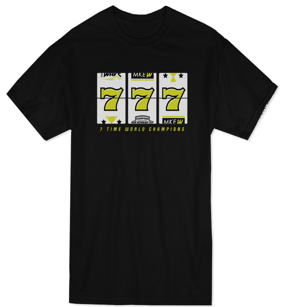 Milwaukee Wave World Champions - Lucky 7s Tee